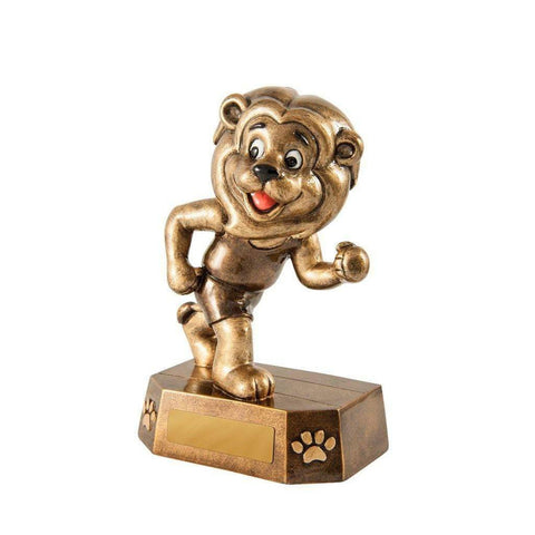 Little Lion Athletics Trophy freeshipping - The Trophy Superstore