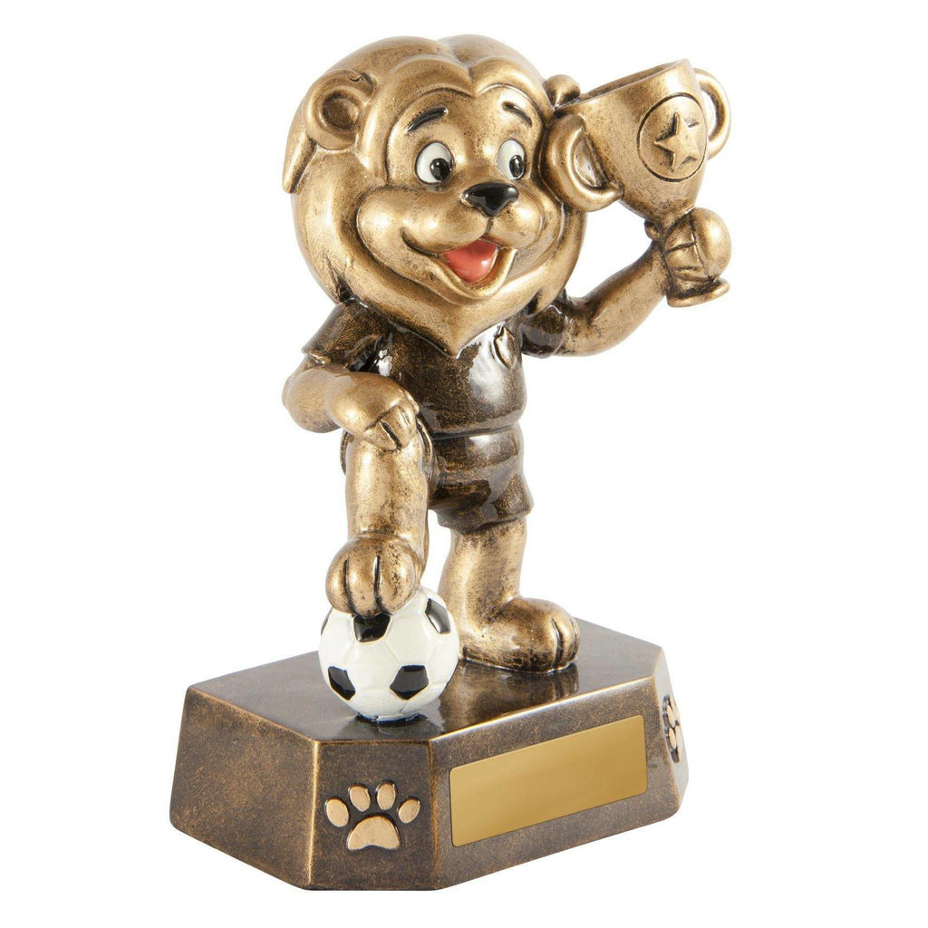 Little Lion Football Trophy