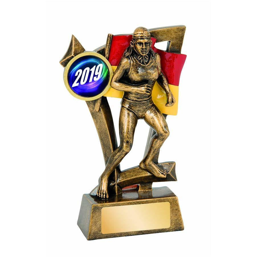 Nitro Series Life Saving Female Trophy freeshipping - The Trophy Superstore