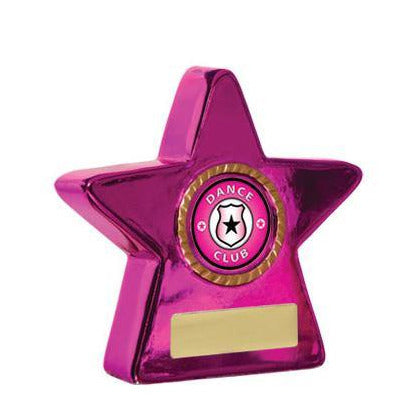 Pink Metallic Star Series