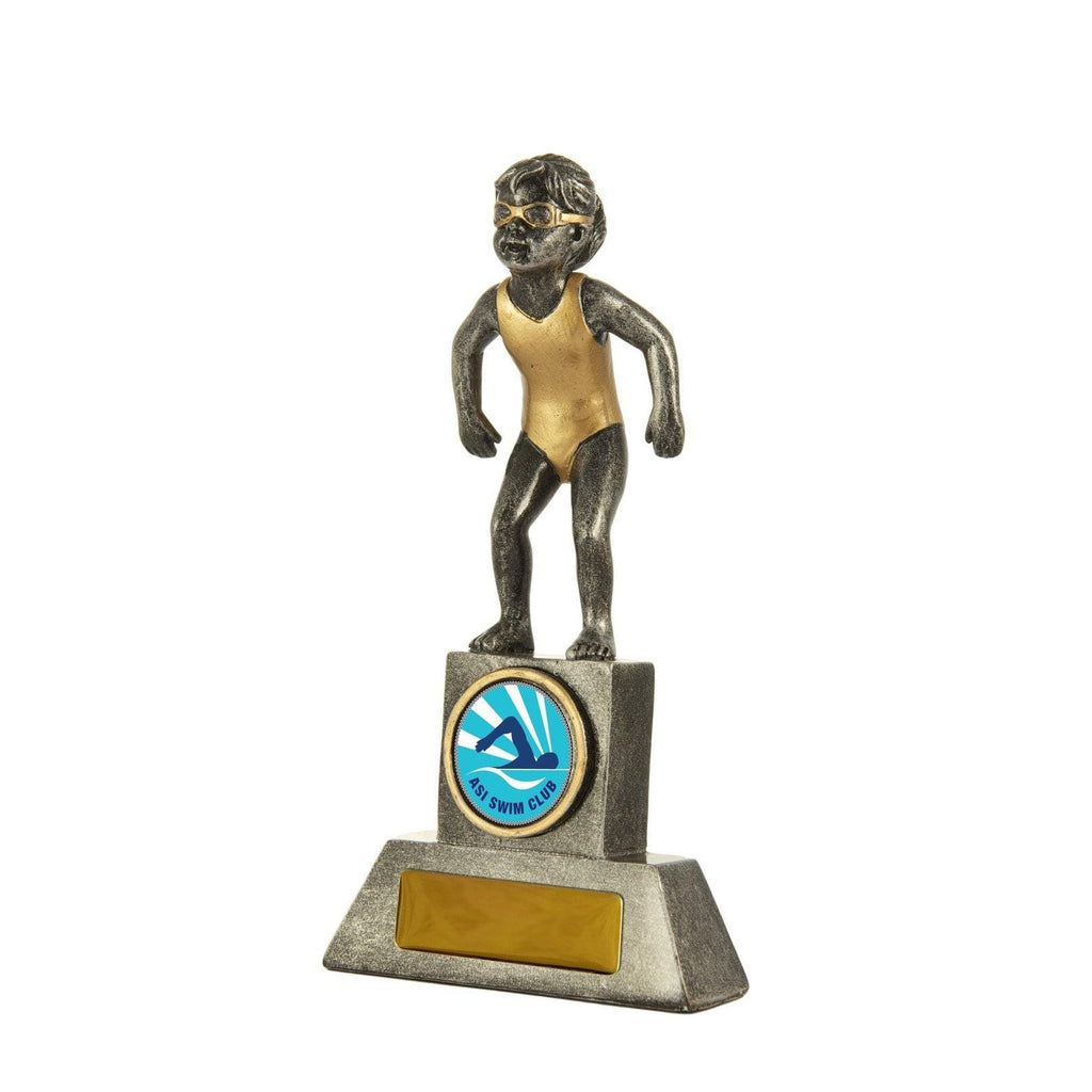 Little Champs Swimming Female - The Trophy Superstore