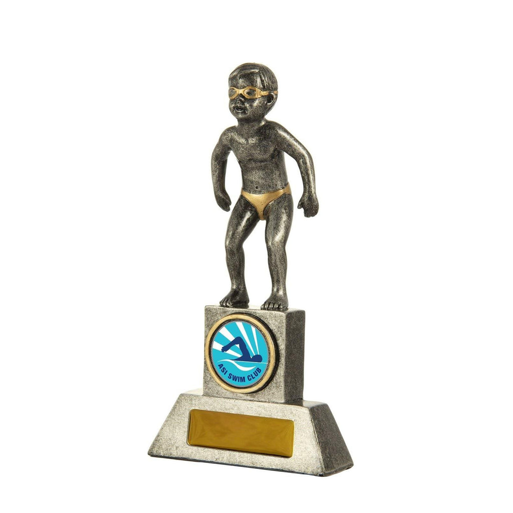 Little Champs Swimming Male - The Trophy Superstore