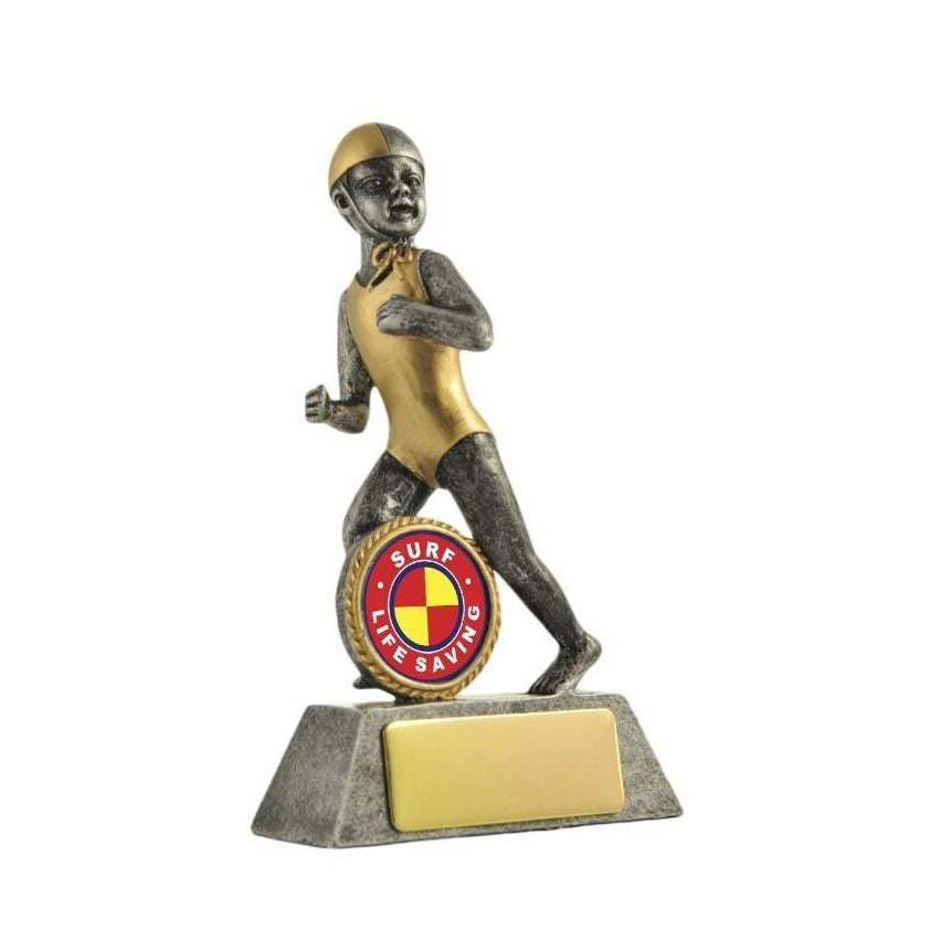 Little Champs Surf Lifesaving - Female - The Trophy Superstore