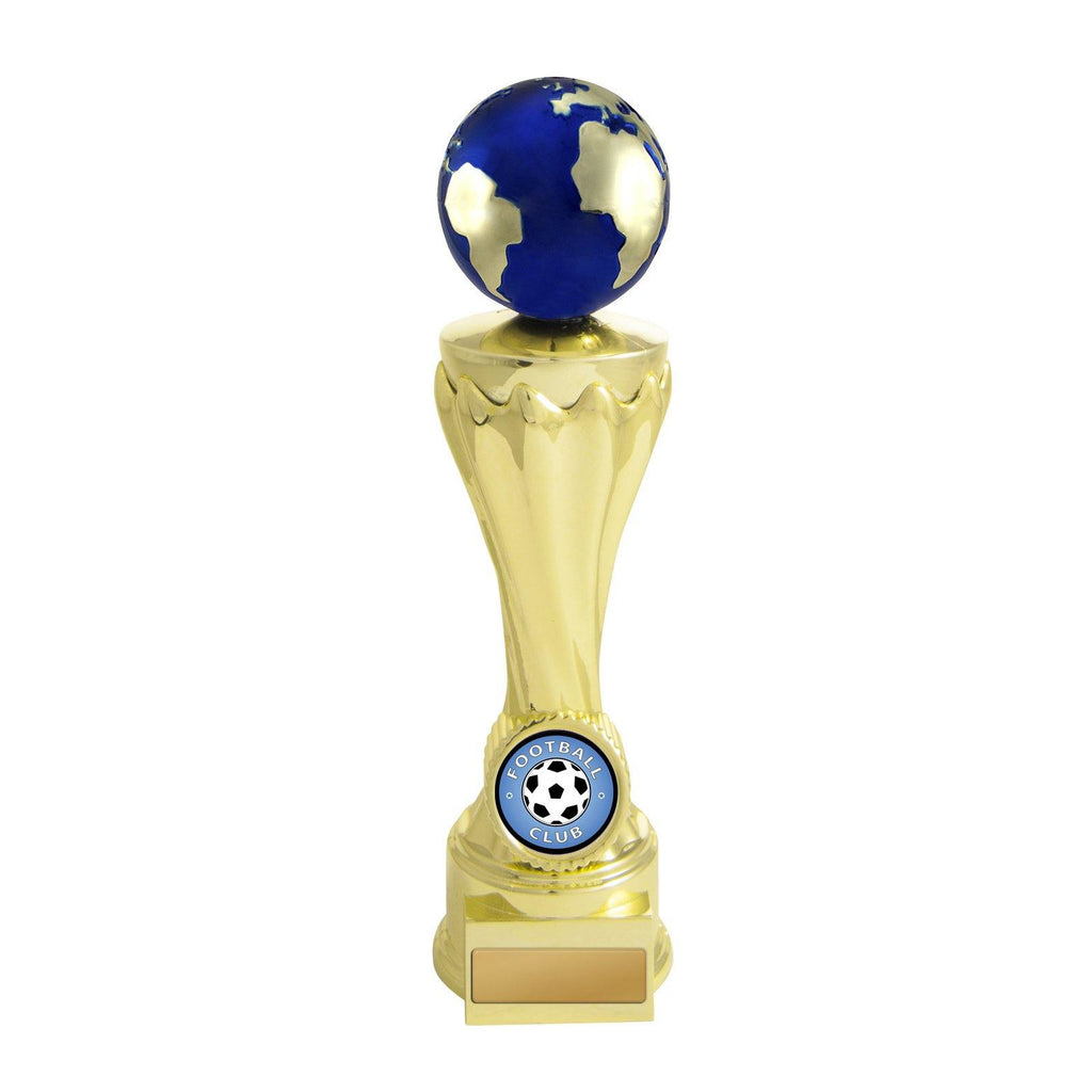 Globe Tower Series Trophy - 630GVP-GLA - The Trophy Superstore