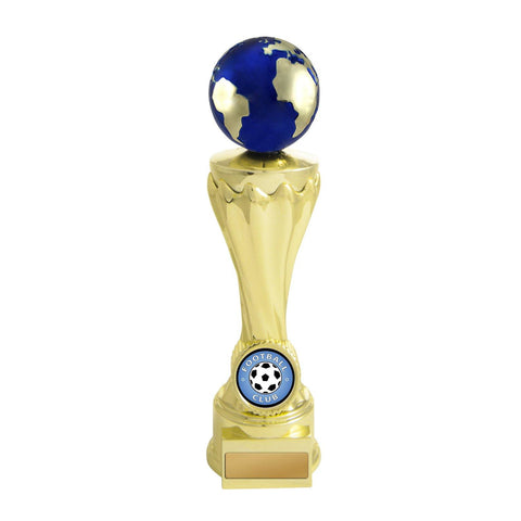 Gold Globe Tower Series freeshipping - The Trophy Superstore