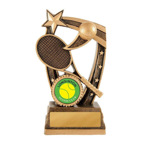 Maverick Series Tennis Trophy freeshipping - The Trophy Superstore