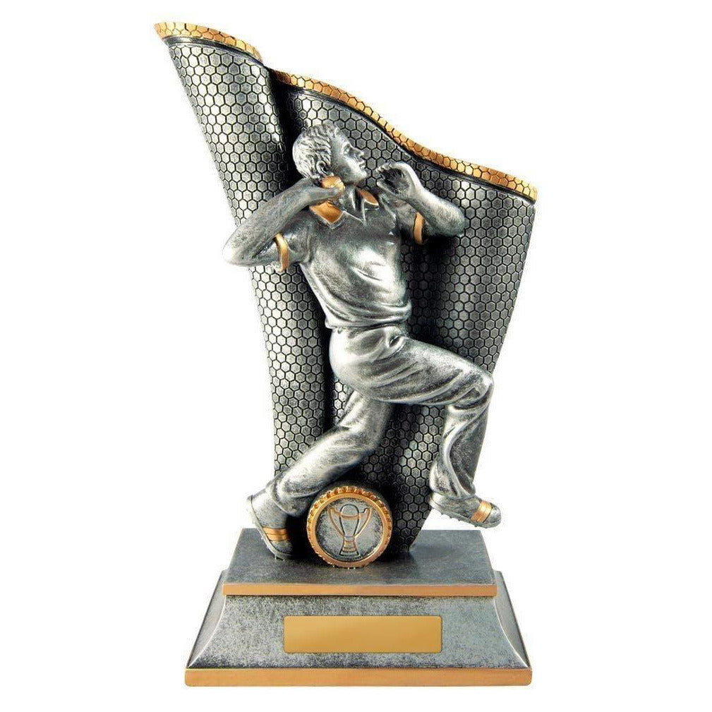 Wave Series Bowling Trophy freeshipping - The Trophy Superstore
