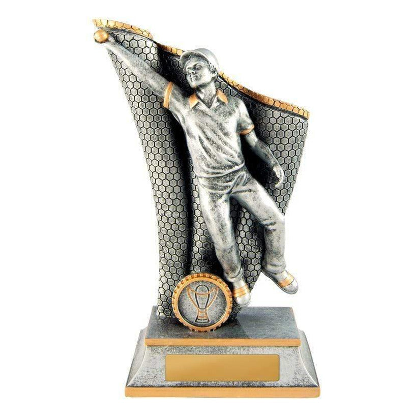 Wave Series Fielder Trophy freeshipping - The Trophy Superstore