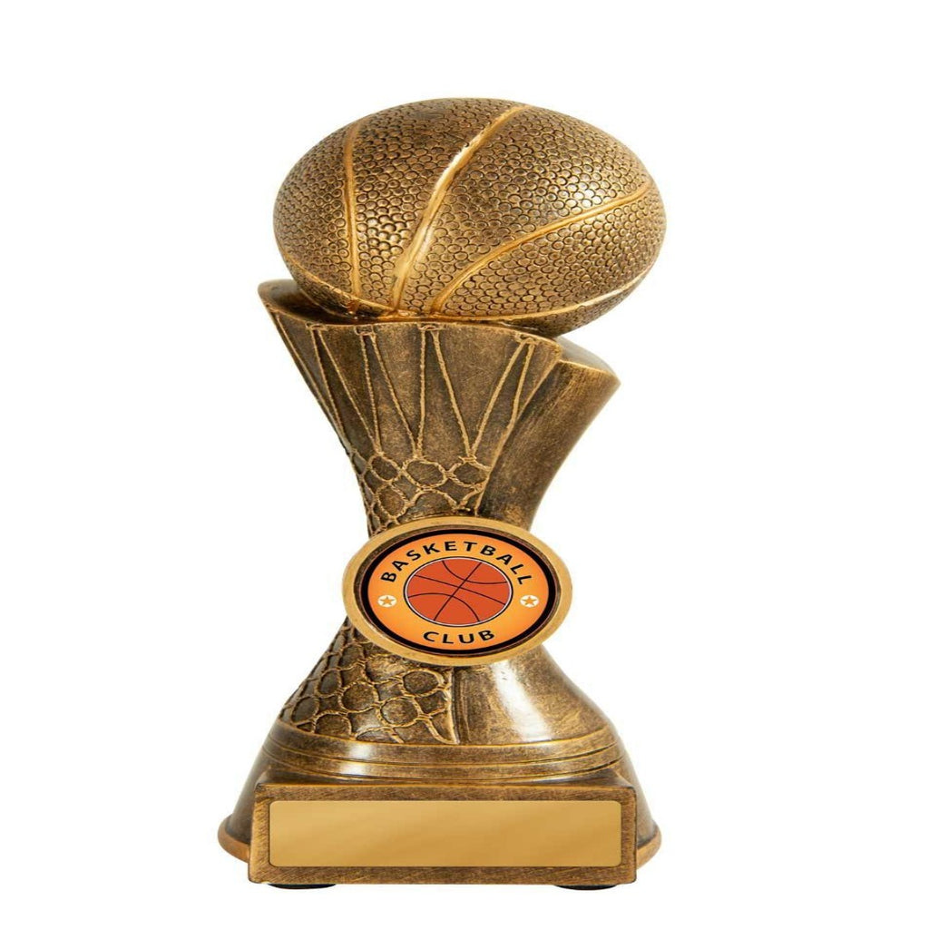 Gold Slam Dunk Basketball Award