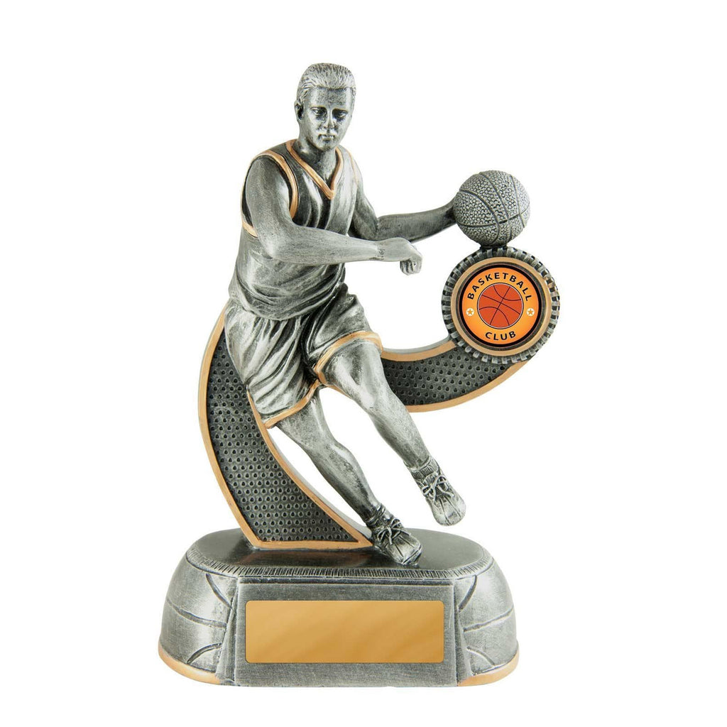 Megastar Basketball Male Trophy