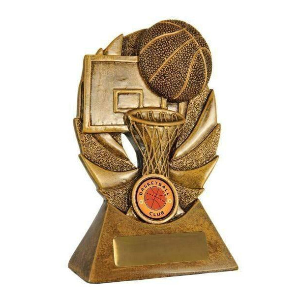 Basketball Fanatics Trophy freeshipping - The Trophy Superstore