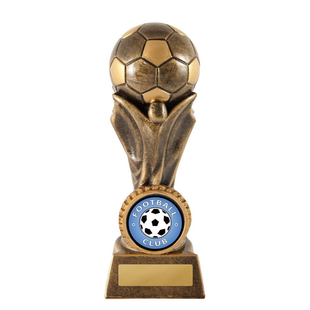 Brazil 6 Series Gold Football Trophy - 732-9GA - The Trophy Superstore