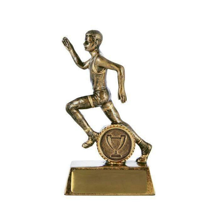 All Action Hero Male Athletics Trophy