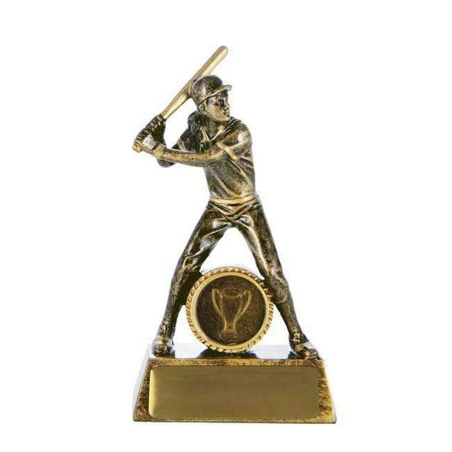 All Action Hero Female Baseball Trophy