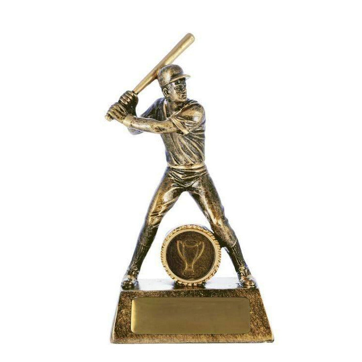 All Action Hero Male Baseball Trophy