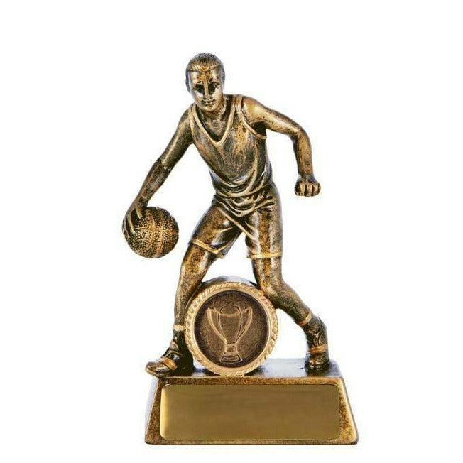 All Action Hero Male Basketball Trophy