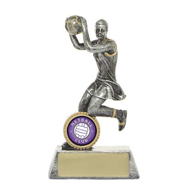 All Action Hero Netball Trophy
