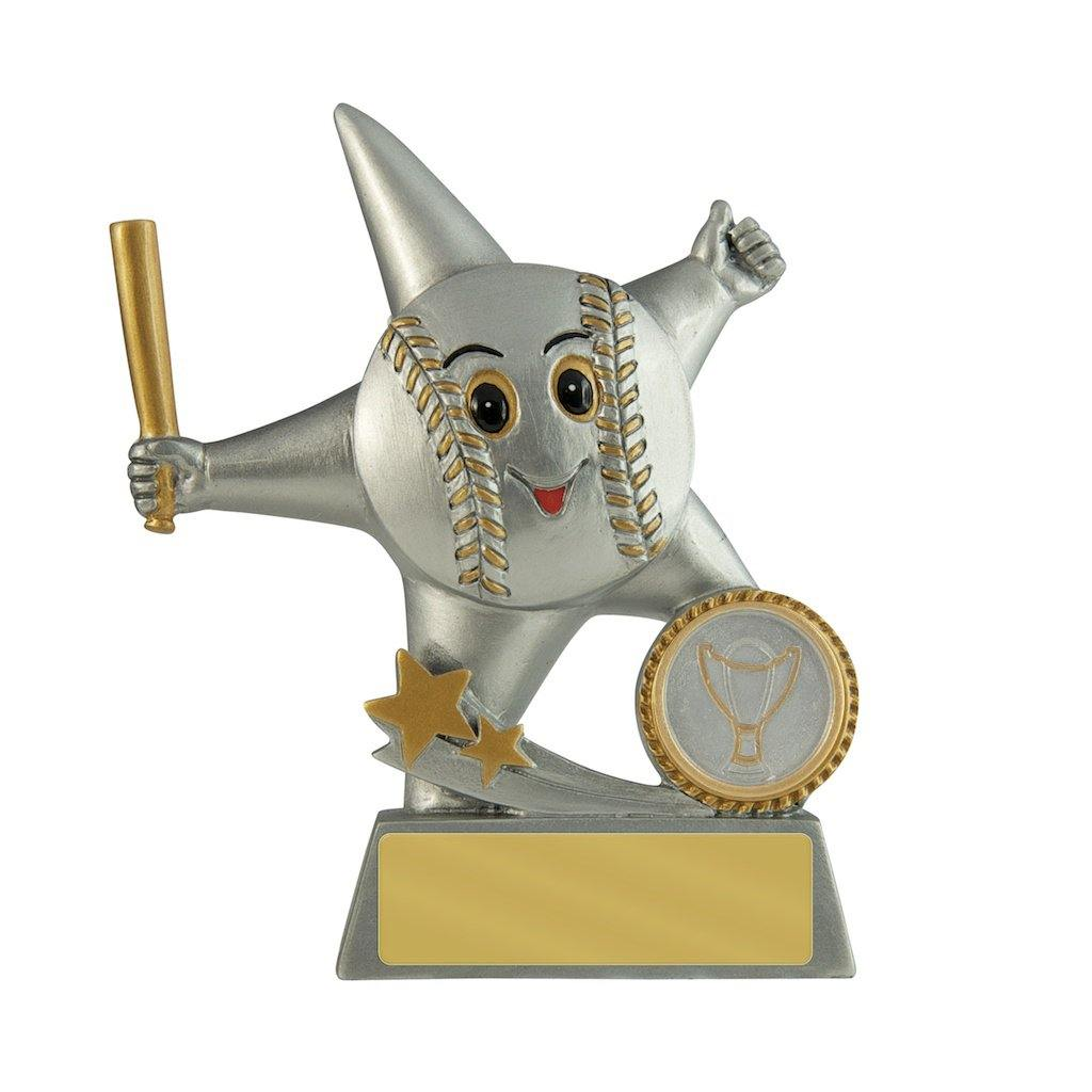 Little Baseball Star Award freeshipping - The Trophy Superstore