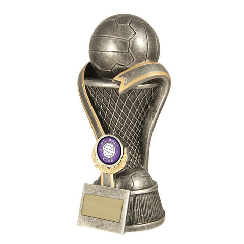 Image of Winner Series Netball Tower Trophy freeshipping - The Trophy Superstore