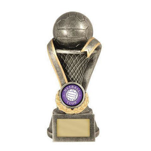 Winner Series Netball Tower Trophy freeshipping - The Trophy Superstore