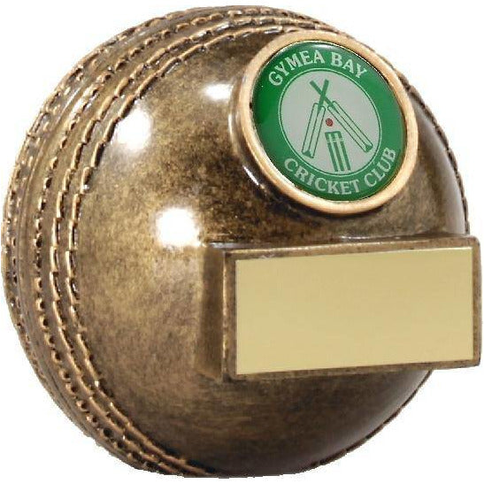 Mini Cricket Ball - 72mm - The Trophy Superstore