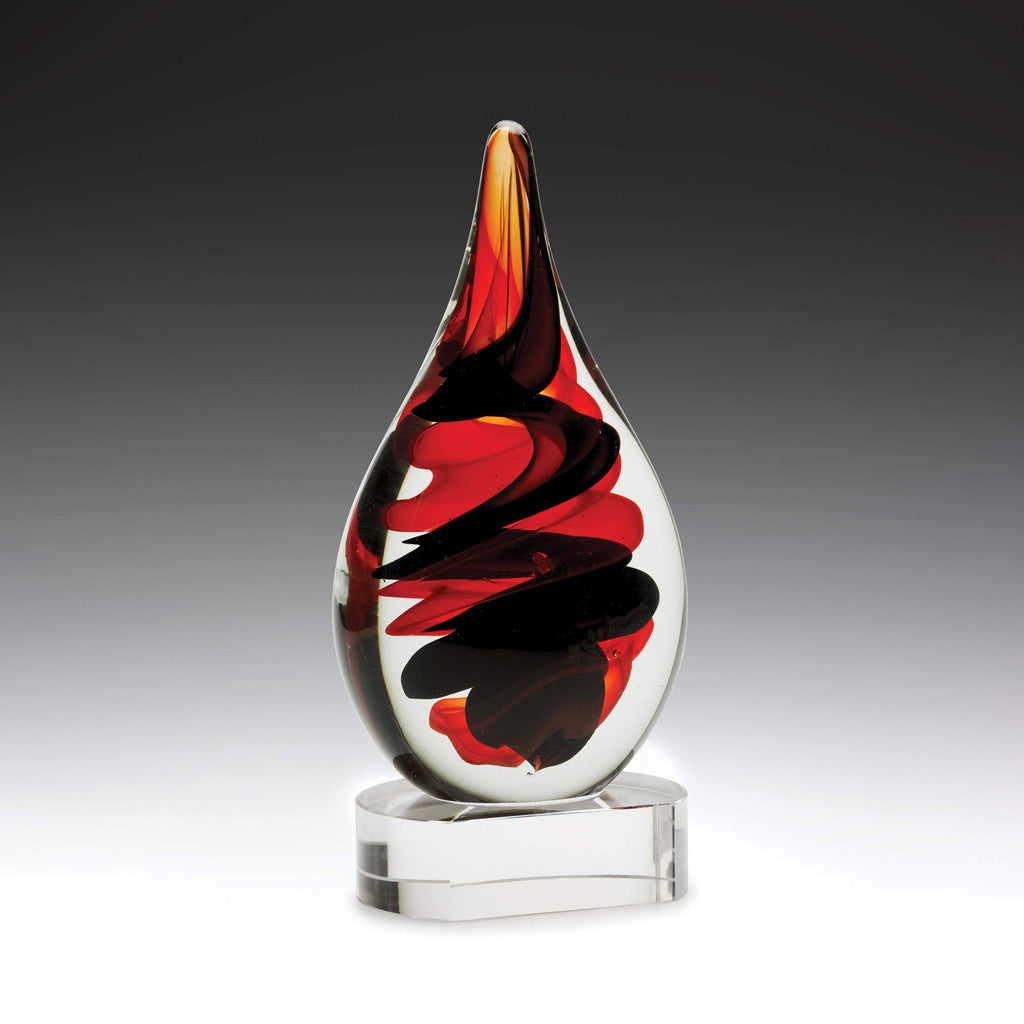 Smokey Art Glass