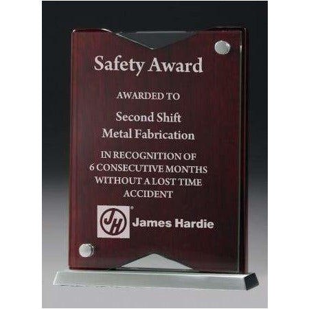 Elemental Plaque Award freeshipping - The Trophy Superstore