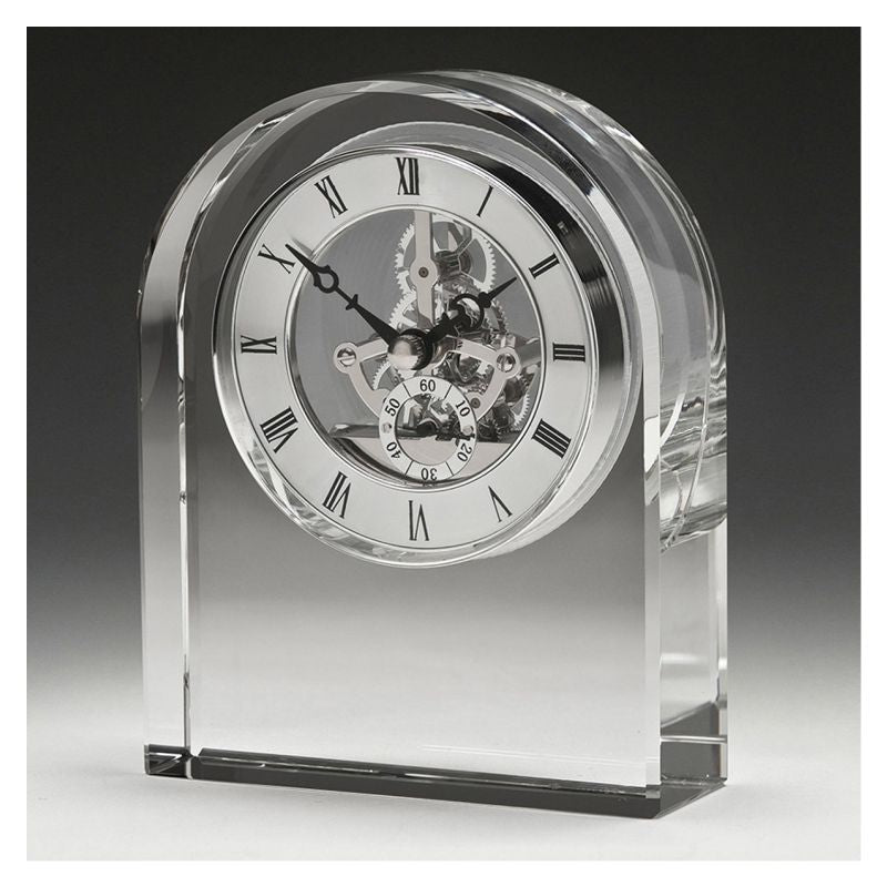 Epoch Crystal Clock - The Trophy Superstore