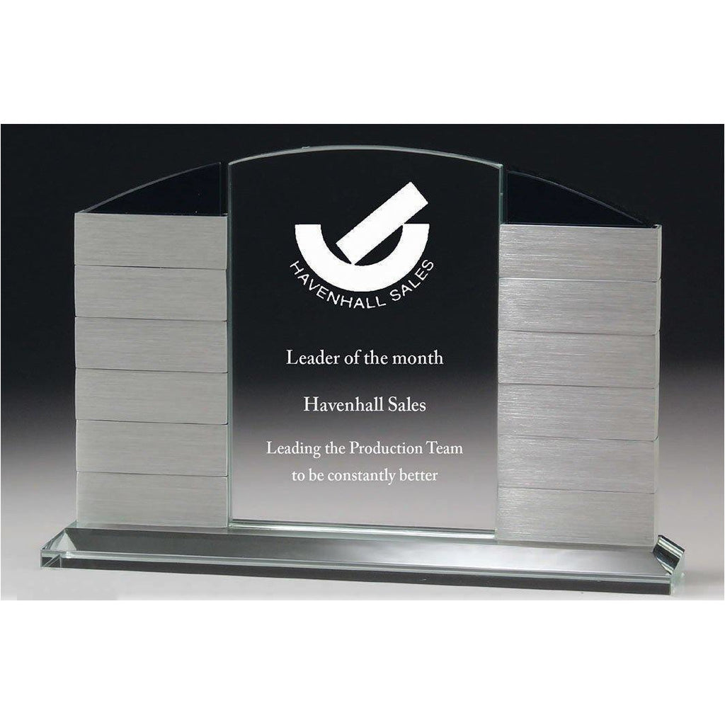 Legacy Landmark Perpetual Award freeshipping - The Trophy Superstore