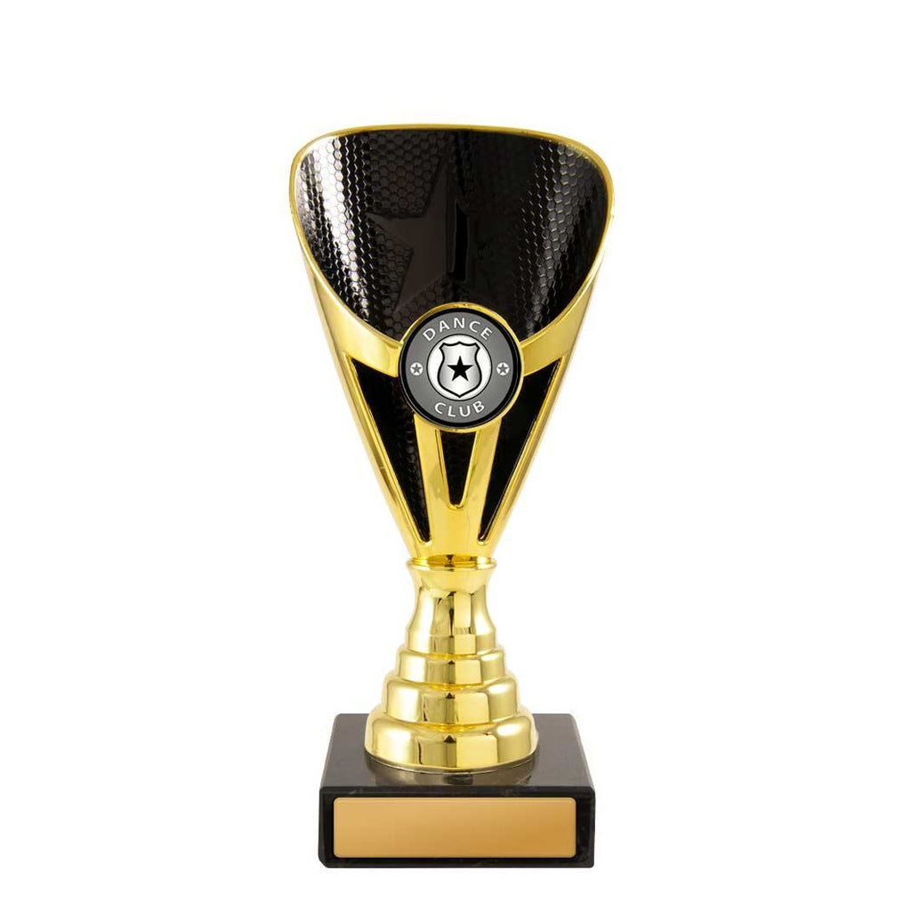 Arianna Gold/Black Cup freeshipping - The Trophy Superstore