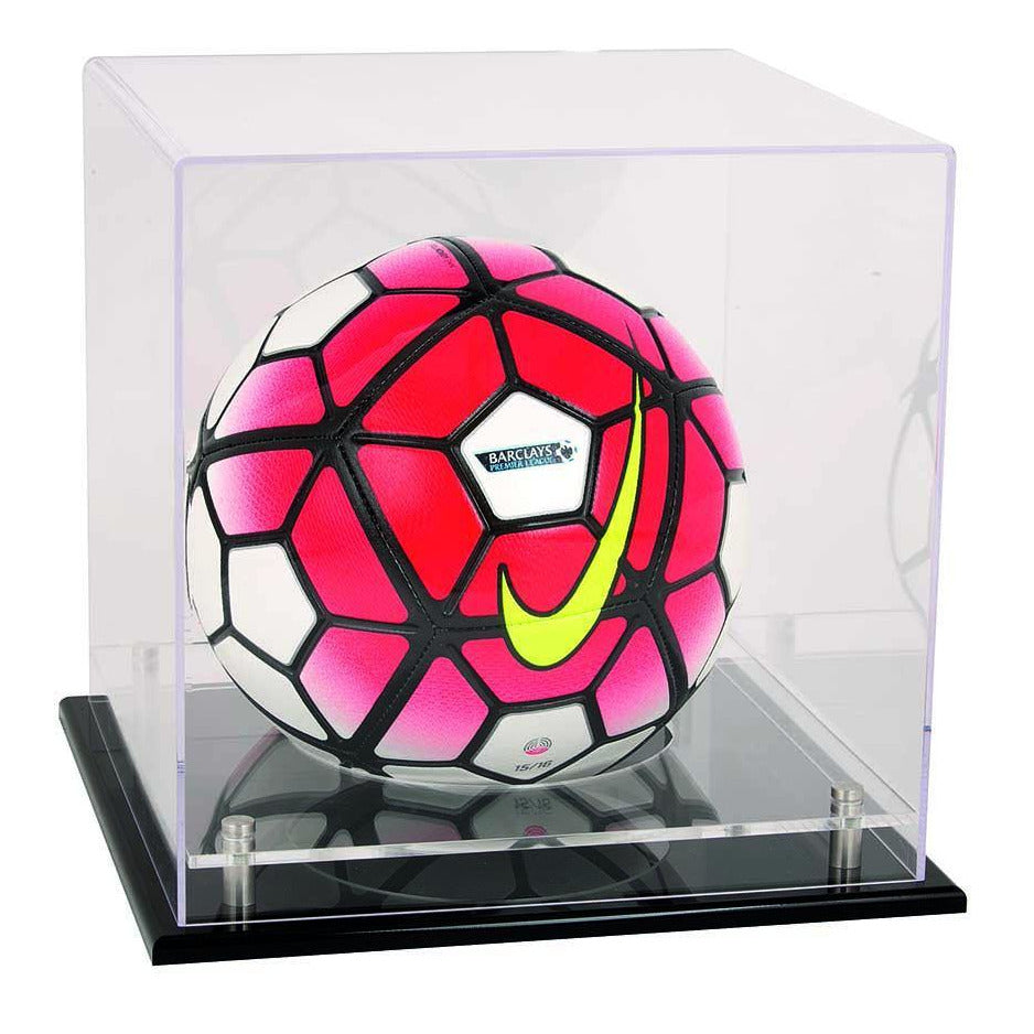 Football Case Display