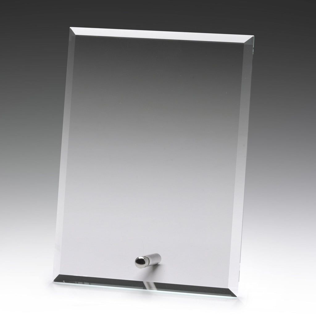 Prime Glass Clear Plaque