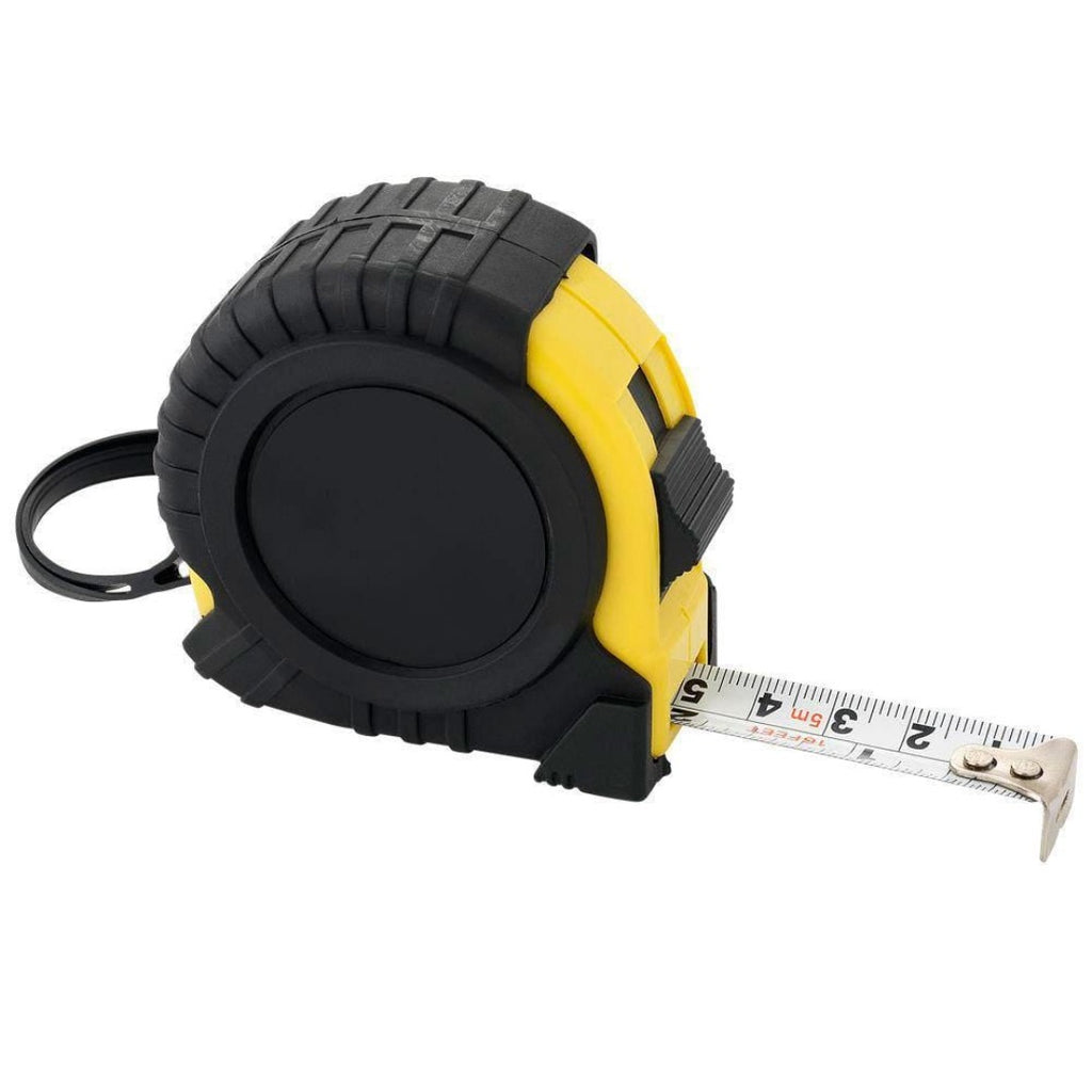 5 Meter Black/Yellow Measuring Tape - The Trophy Superstore