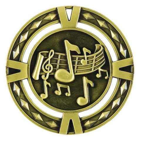 Orbital Series Music Medals freeshipping - The Trophy Superstore