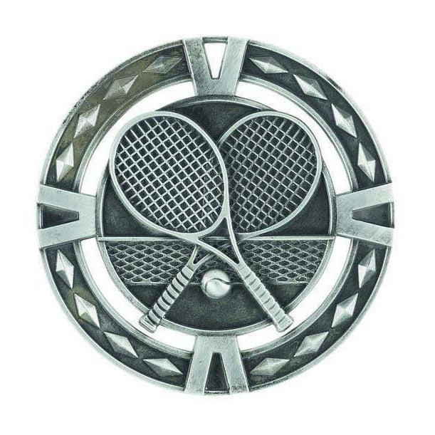 Orbital Series Tennis Medals available in three colours - The Trophy Superstore