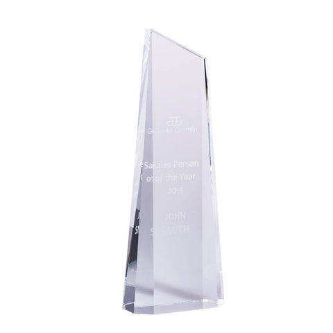 Clear Infiniti Crystal Blade freeshipping - The Trophy Superstore