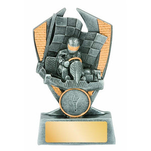 Blade Series Motorsport Trophy freeshipping - The Trophy Superstore