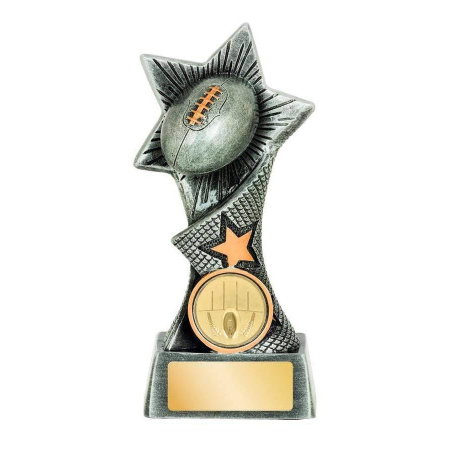 Dyna Series AFL Trophy available in three sizes ~ JW9851 - The Trophy Superstore