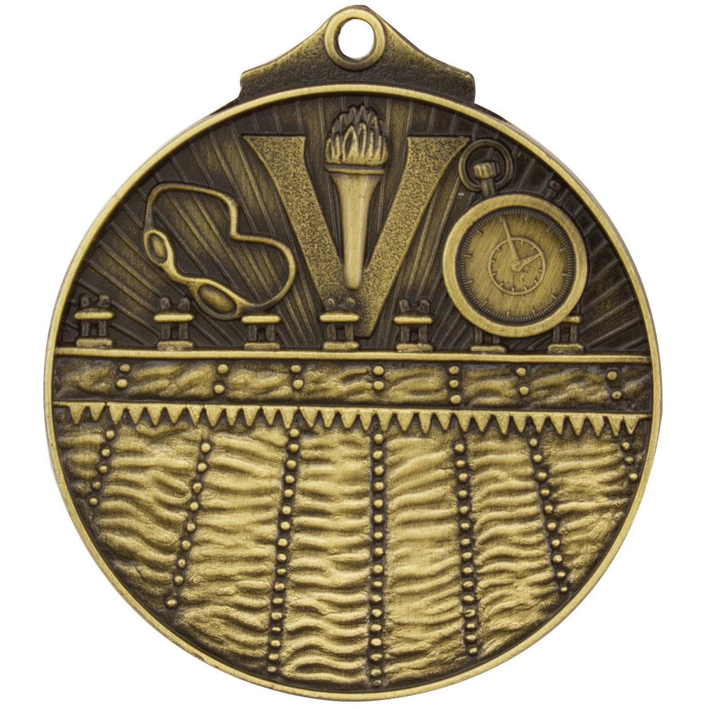 Swimming Victory Medals