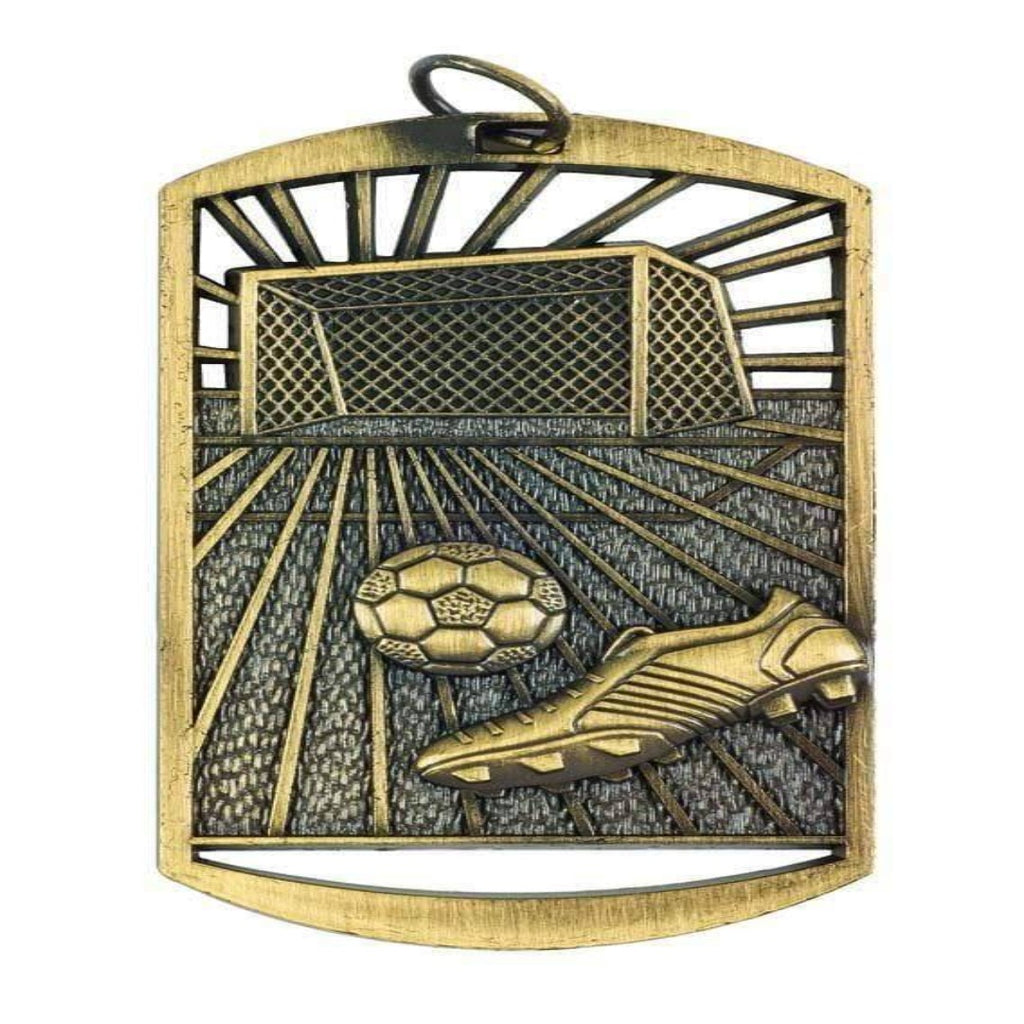 'It's Goal Time' Footy Medals