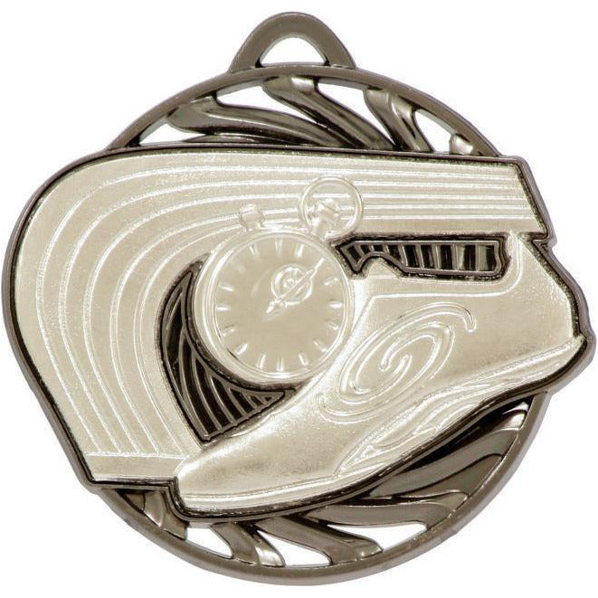 Vortex Series Athletics Medal available in three colours - The Trophy Superstore