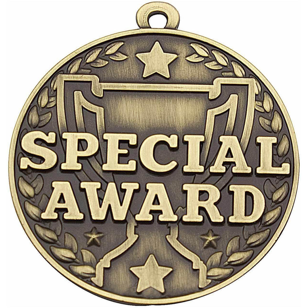 Special Award Medal freeshipping - The Trophy Superstore