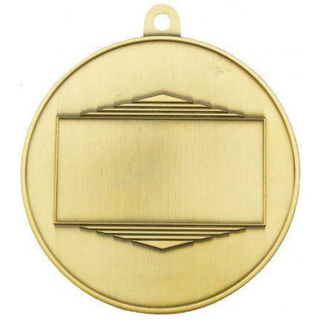 Eco Scroll Footy Medals