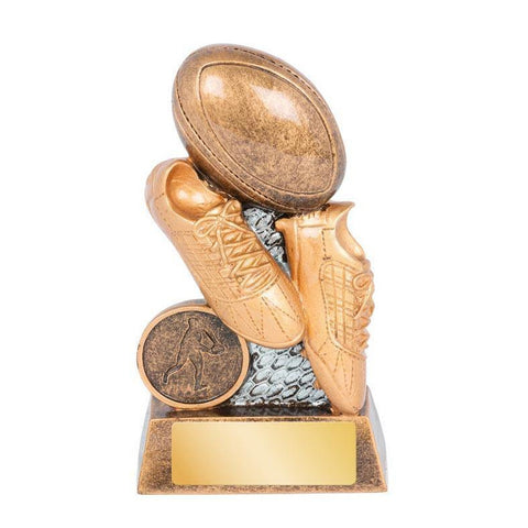 Cyber Series Rugby Trophy freeshipping - The Trophy Superstore