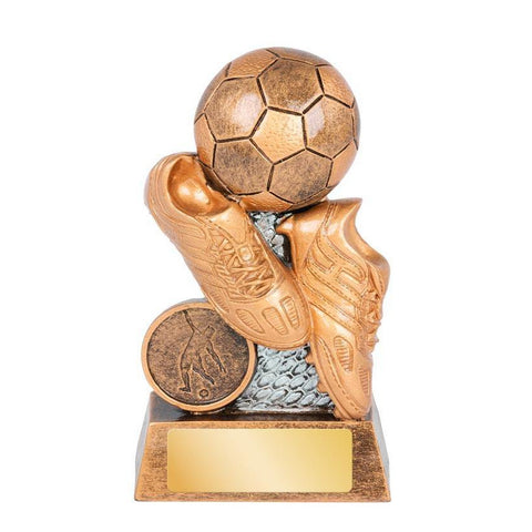 Cyber Series Football Trophy freeshipping - The Trophy Superstore