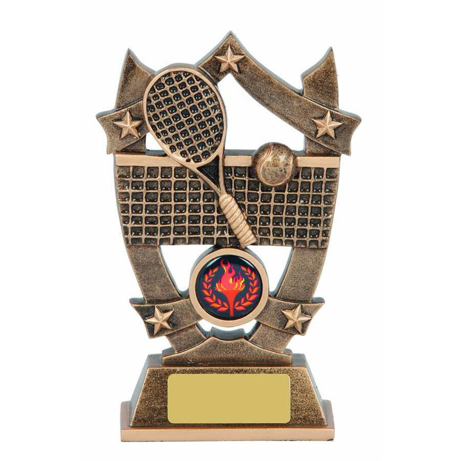 Raptor Series Tennis Trophy