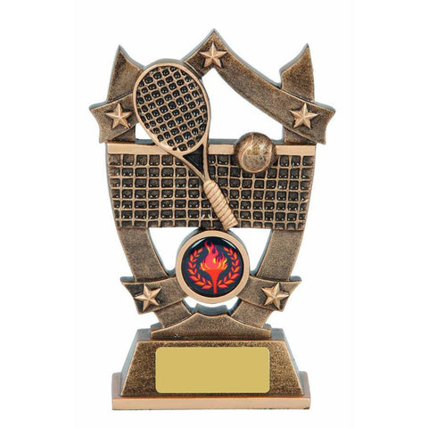 Raptor Series Tennis Trophy freeshipping - The Trophy Superstore