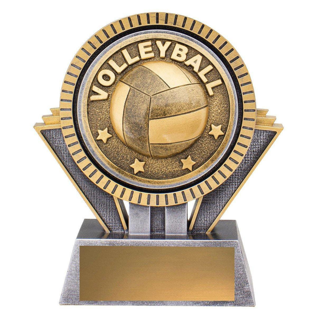 Spartan Volleyball Trophy freeshipping - The Trophy Superstore