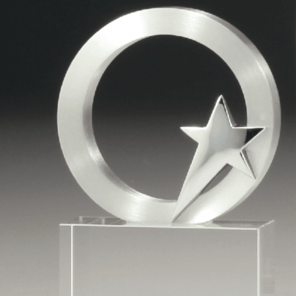 Eclipse Star Crystal Award