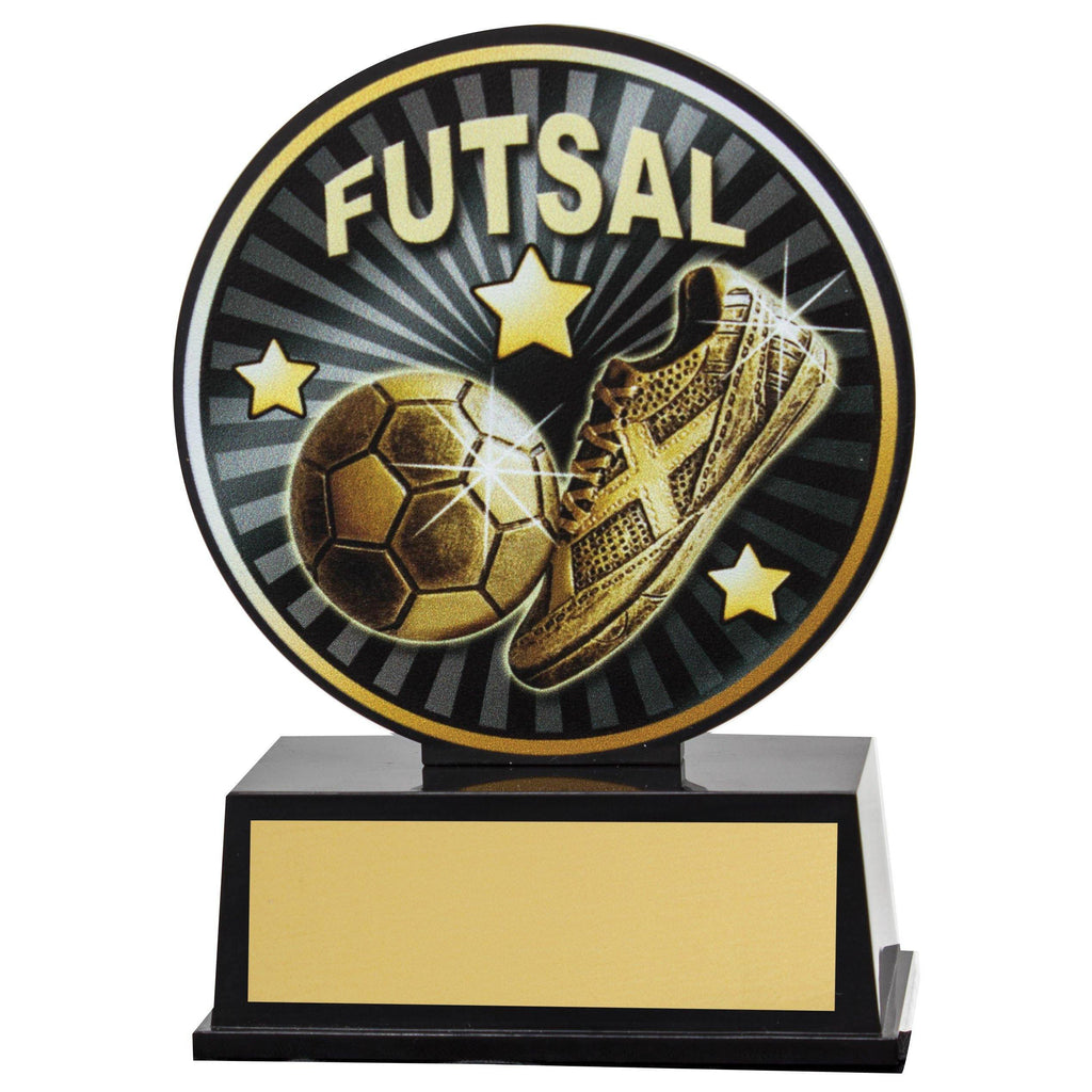 Futsal Vibe Trophy available in only one size - The Trophy Superstore
